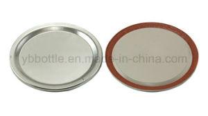 G70 CT Gold Unlined Cap Screw Cap for Mason Jar pictures & photos