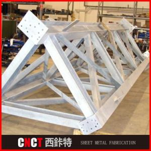 Custom Made Heavy Design Steel Structure Building pictures & photos