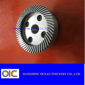 Bevel Miter Pinion Gear and Shaft pictures & photos