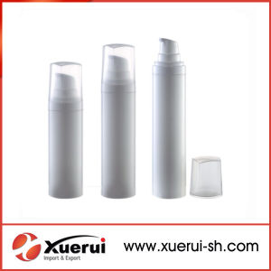 30ml 50ml PP Plastic Cosmetic Airless Pump Bottle pictures & photos