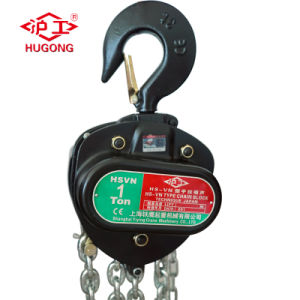 Lifting Machine Electric Chain Hoist pictures & photos