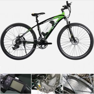 36V/250W Brushless Hub-Motor Electric Bicycle (LN26M07)