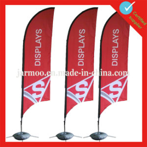 Outdoor Durable Polyester Feather Flag pictures & photos