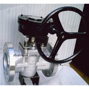 ANSI Standard Cast Steel Sleeve Type Plug Valve pictures & photos