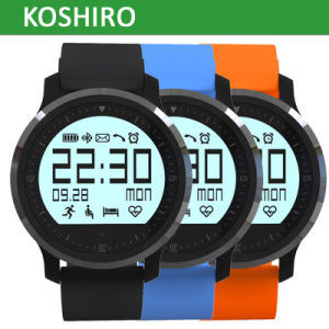 New Product Waterproof Sport Heart Rate Monitor Pulse Watch pictures & photos