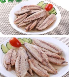 Canned Mackerel Fillet in Vegetable Oil pictures & photos