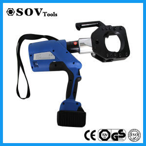 Portable Custom Lightweight Rechargeable Electric Hydraulic Cable Cutter (SV21S) pictures & photos