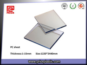 ESD Polycarbonate Sheet with 10^6~10^9 Surface Resistivity pictures & photos