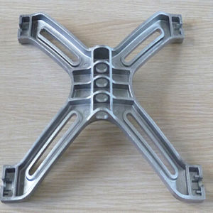 Custom Quality Cast Aluminum Parts with Electroplating pictures & photos