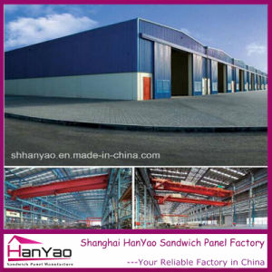 Modern Folding Prefabricated Steel Structure Wearhouse pictures & photos