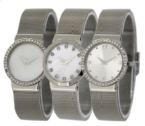 Newest Mold Customised Design Steel Watch as Gift pictures & photos