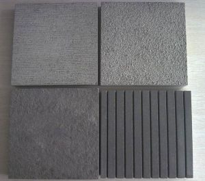 Hainan Dark/Light Grey/Black Basalt for Floor/Wall Cladding/Black Basalt pictures & photos