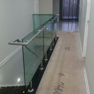 Exterior Stainless Steel Glass Balustrades pictures & photos