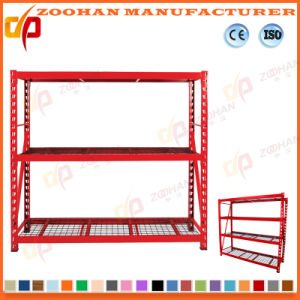 Popular Metal Heavy Duty Warehouse Shelf Storage Rack (ZHr366) pictures & photos