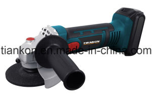 Power Tool Electric Li-ion Battery Cordless Angle Grinder (TKDR08)