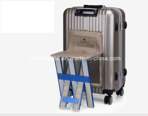 Wheeled Trolley Boarding Business Case Bag with Small Seat (CY3408) pictures & photos