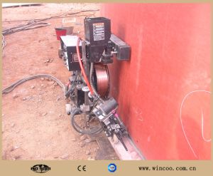 Automatic Tank Fillet/Corner Welding Machine/Tank Seam Welding Machine/Automatic Welding Machine pictures & photos