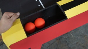 9′ Skeeball Table with Electronic Scorer (SK02) pictures & photos