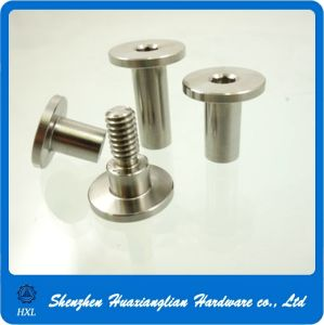 CNC Machined Stainless Steel Male Female Sexy Bolt pictures & photos
