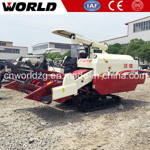 Paddy Combine Harvester with Axial Flow Thresher pictures & photos