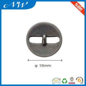 Classical Fashion Metal Button Zinc Alloy Button