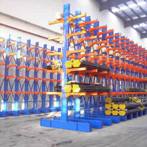 Warehouse Storage Double Arm Heavy Duty Cantilever Racking pictures & photos