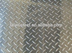 Hot Rolled Alloy Chequered Steel Plate, Cutting Sheet, Mill Edge pictures & photos