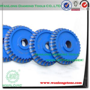 Diamond Wheel Polishing Stone-Diamond Wheel Tile Cutter Blades for Granite Processing pictures & photos