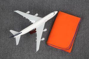 100% Polyester Fleece Airline Blanket (Both sides brushed)