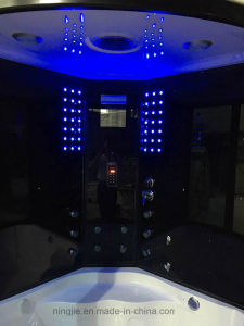 Steam Shower Room with Surfing Massage (943) pictures & photos
