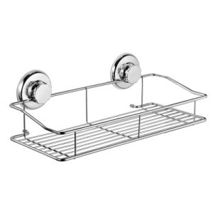 Suction Bathroom Shelf Rack Sanitary Ware pictures & photos
