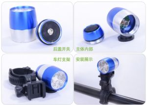 Hot Sale Battery Powered Bicycle LED Light pictures & photos
