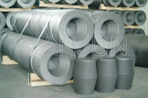 Dia 250mm Graphite Electrode with Nipple pictures & photos