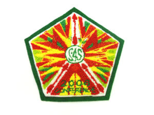 Custom Wholesale Embroidered Patches Applique Maker pictures & photos