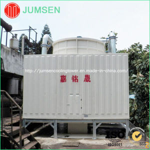 Industrial Cross Flow FRP Square Cooling Tower System