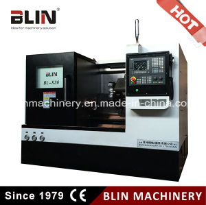 CNC Metal Lathe/CNC Lathe with Taiwan Linear Guideway (BL-X36/X50) pictures & photos