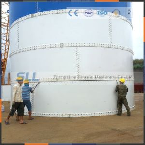 Leading Professional Design Assemble Tyre Cement Silo pictures & photos