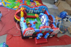 Rescue Inflatable Play Center Kids Amusement Park (CHOB332) pictures & photos