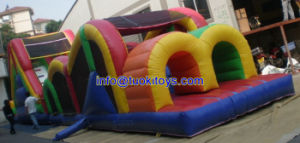 Brend New Inflatable Obstacle with Competitive Price (A557) pictures & photos