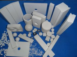 92% Alumina Ceramic Hexagonal Mosaic Tile