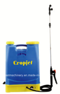 16L Battery Pump Operated Backpack Sprayer pictures & photos