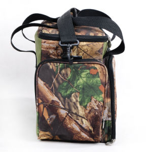 Camouflage Picnic Bag Insulation Bag Ice Pack Outdoor Travel Thermal Lunch Bag Lunchbox pictures & photos