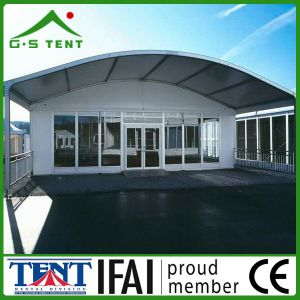Curve Roof Aluminium Wedding Marquee Tent for Events Sale pictures & photos