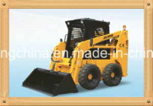 0.7 Ton 37kw 0.4m3 Skid Steer Loader with Ce Jc45 pictures & photos