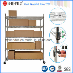 Multifunction Heavy Duty Chrome Metal Luggage Storage Rack pictures & photos