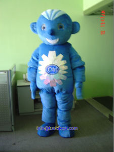 Various Types Inflatable Costume Cartoon with Competitive Price (A854) pictures & photos