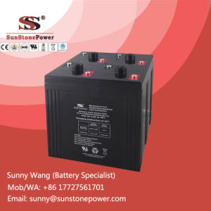 Deep Cycle 2V 1500ah Solar Power UPS Battery AGM Battery pictures & photos