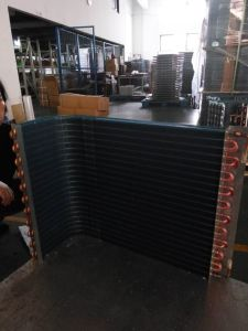 Water to Air Heat Exchanger/Hot Water Coil/Outdoor Wood Furnace Parts pictures & photos