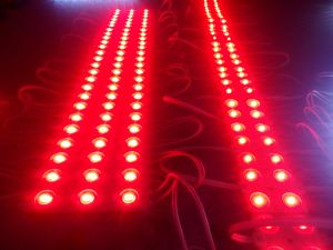 Waterproof LED Module/ 2835 LED Chips with Lens pictures & photos