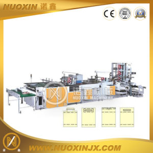 High Speed Soft Plastic Bag Making Machine pictures & photos